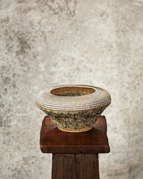 """Dome""Natural Vase"