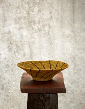 """African""Woven Basket"
